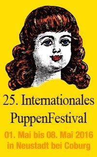 05. bis 07.05.2016 Neustadter PuppenFestival