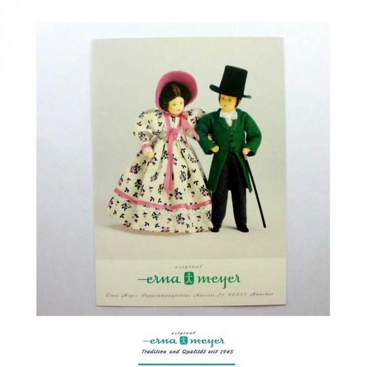 erna-meyer Postkarte im Format DIN A6 - Version 2