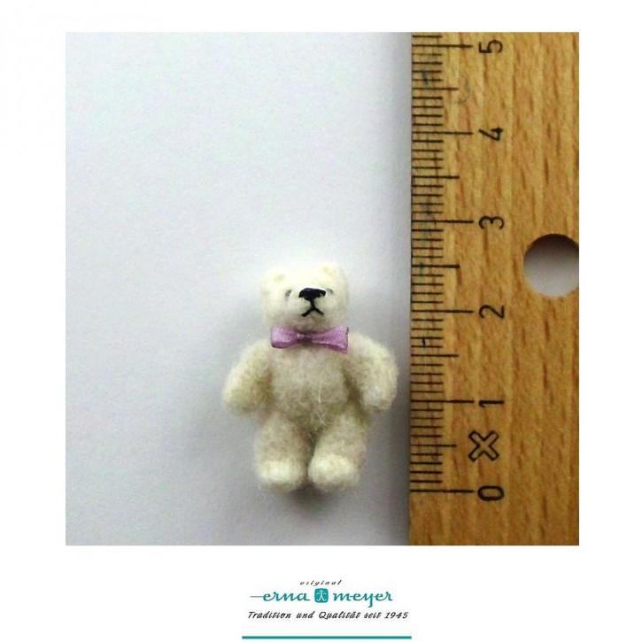Pat - Miniatur Bär - 2,5 cm