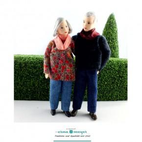 Grandparents Margot and Rudi